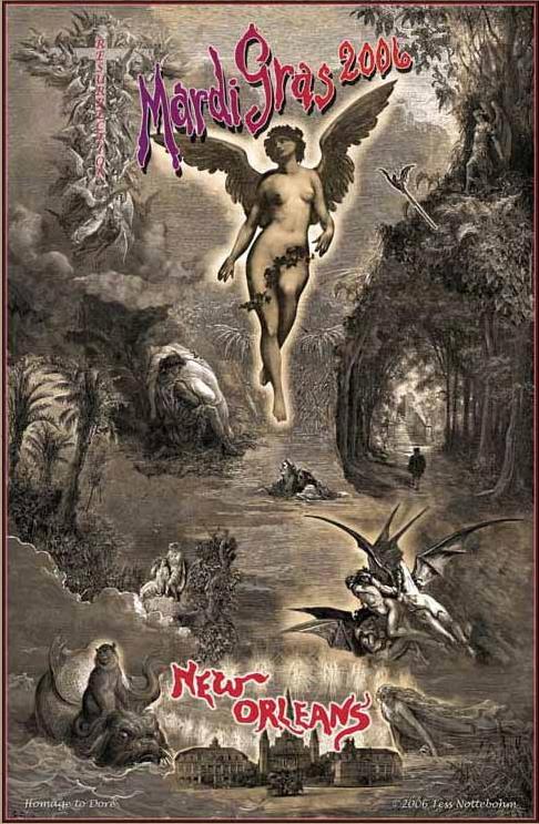 Tess NOLA Poster